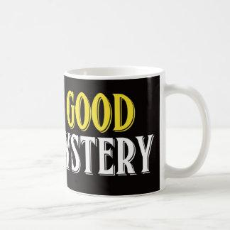 I Love A Good Mystery Coffee Mug