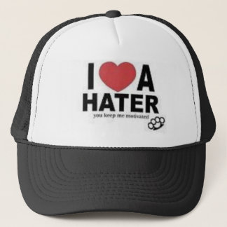 I Love a Hater DSMC Trucker Hat