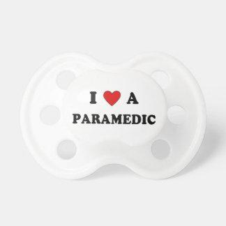 I Love A Paramedic Dummy