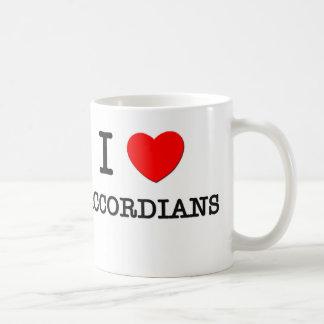 I Love Accordians Coffee Mug
