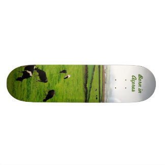 I Love Acores Skate Decks