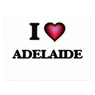 I Love Adelaide Postcard