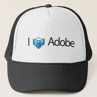 I Love Adobe Trucker Hat