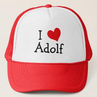 I Love Adolf Trucker Hat