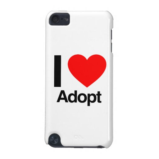 I love adopt iPod touch (5th generation) covers