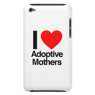 i love adoptive mothers Case-Mate iPod touch case