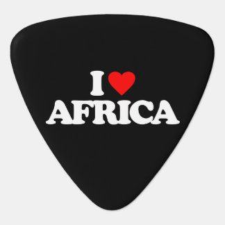 I LOVE AFRICA PLECTRUM