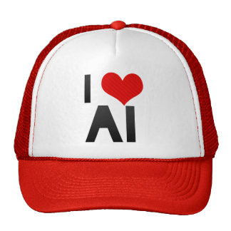 I Love AI Hat