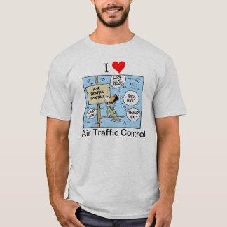 I Love Air Traffic Control T-Shirt