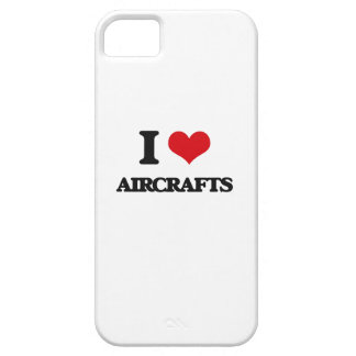 I Love Aircrafts iPhone 5 Covers