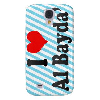 I Love Al Bayda', Libya Samsung Galaxy S4 Cover