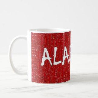 I love Alabama by:davyart Basic White Mug