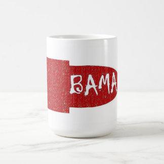 I Love Alabama Lip Stick Mug by da'vy