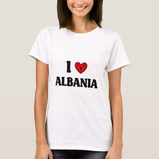 I love Albania T-Shirt