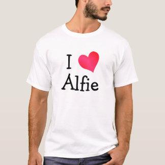 I Love Alfie T-Shirt