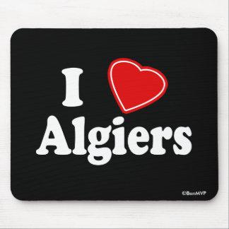 I Love Algiers Mousepad