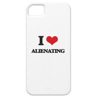 I Love Alienating iPhone 5/5S Case