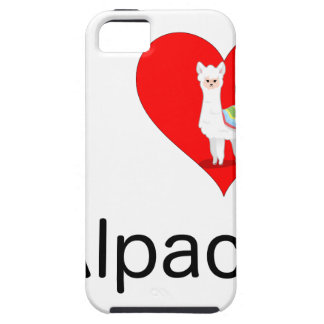 I love alpacas iPhone 5 cover