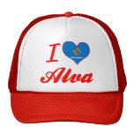 I Love Alva, Oklahoma Cap