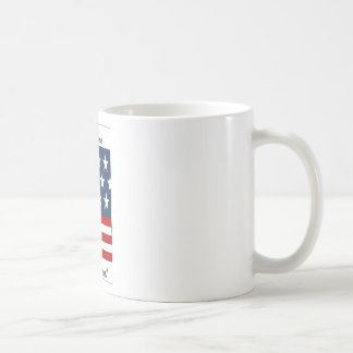 I_Love_America Basic White Mug