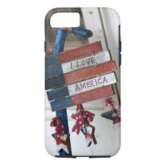 I Love America iPhone case