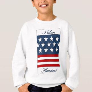 I_Love_America Sweatshirt