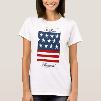 I_Love_America T-Shirt