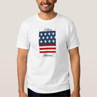 I_Love_America Tees