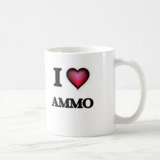 I Love Ammo Coffee Mug