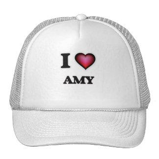 I Love Amy Cap