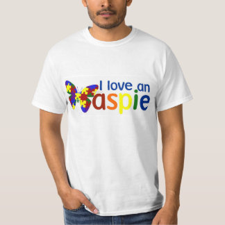 I love an Aspie T-Shirt