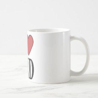 I Love Andorra Coffee Mug