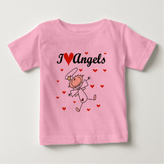 I Love Angels T-shirts and Gifts