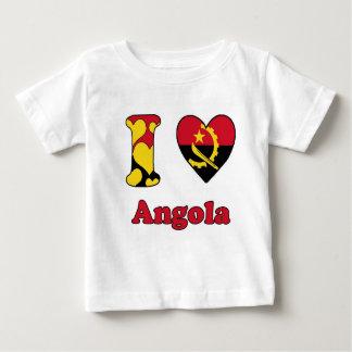 I love angola baby T-Shirt