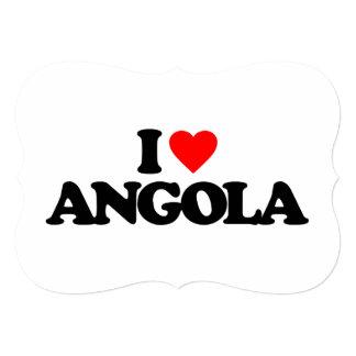 I LOVE ANGOLA ANNOUNCEMENT