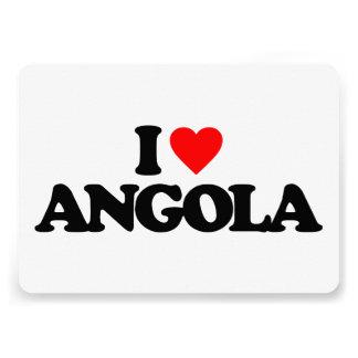I LOVE ANGOLA CUSTOM ANNOUNCEMENT