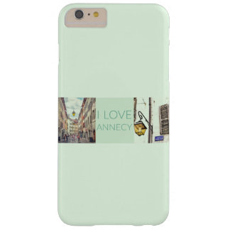 """I Love Annecy"" Case-Mate iPhone 6/6S+ Case"