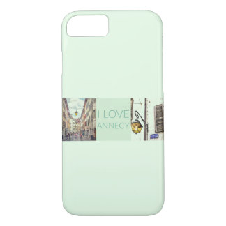 """I Love Annecy"" Case-Mate iPhone 7 Case"
