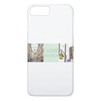 """I Love Annecy"" Case-Mate iPhone 7+ Case"