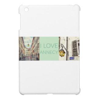 """I Love Annecy"" iPad Mini Case"
