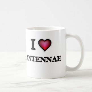 I Love Antennae Coffee Mug