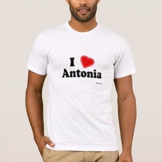 I Love Antonia T-Shirt