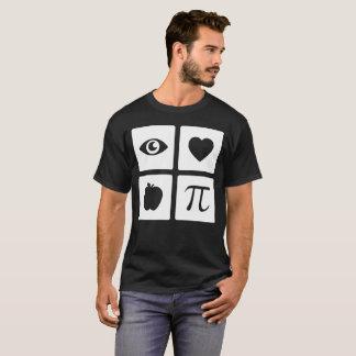 I Love Apple Pie Picture Puzzle T-Shirt
