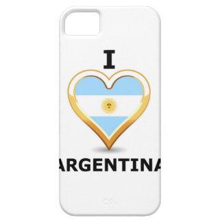 I Love Argentina - iPhone Case