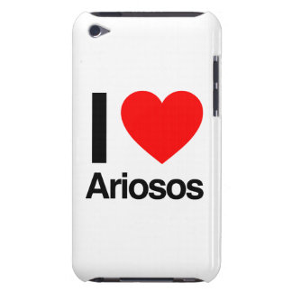 i love ariosos barely there iPod covers