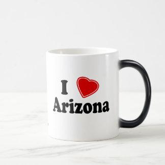 I Love Arizona Coffee Mugs