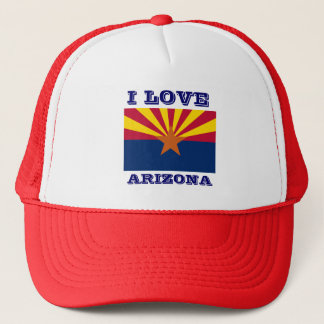 I Love Arizona  Hat