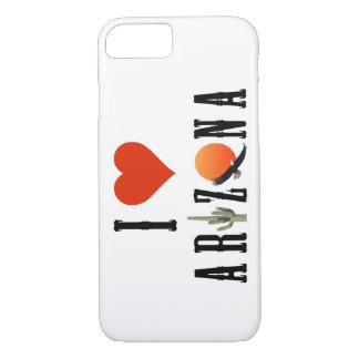 I love Arizona iPhone 7 Case
