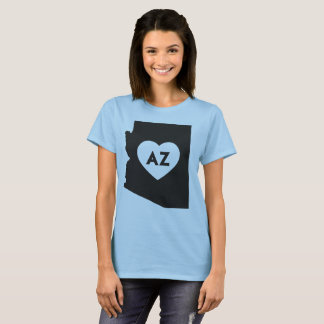 I Love Arizona State Women's Basic T-Shirt