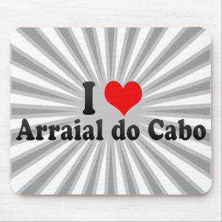 I Love Arraial do Cabo, Brazil Mousepads